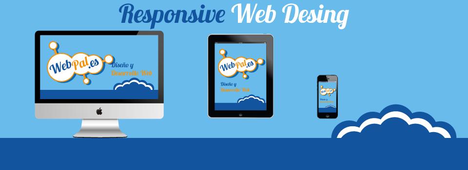 Diseño web Palencia Webpal.es Responsive Web Desing