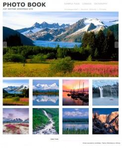 Theme PhotoBook